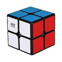 Кубик Рубика 2х2 QiYi QiDi (Черный)