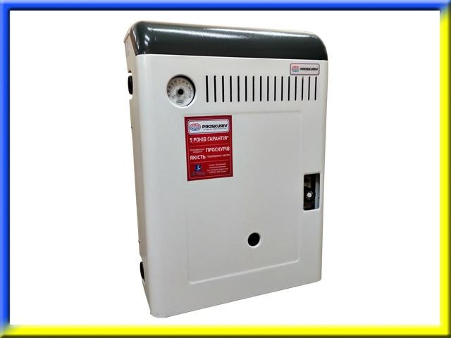 Парапетный котел для отопления АОГВ-16 на 16 кВт