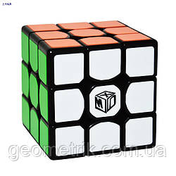Кубик Рубіка 3x3 X-Man Tornado (Чорний)
