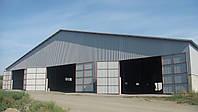 Будівництво складського приміщення