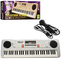 Синтезатор BF-630B2 61клавиша,микрофон, USB. MP3,запись,Demo, 2цв, от сети,в кор-ке,65,5-22,5-9см