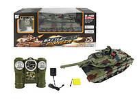 Интерактивный радиоуправляемый детский танк 1:24 LEOPARD 778-4