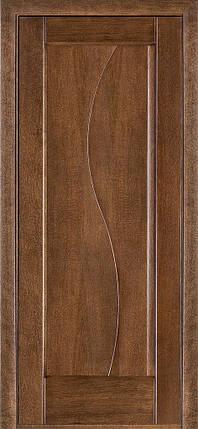 "Межкомнатные двери Терминус 16 ""Анталия"" дуб браун, фото 2"