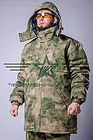 Бушлат камуфляжный ATACS-FG, фото 1