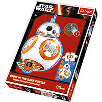 """Пазл """"60 Glow in the Dark"""" - BB-8 is coming / Lucasfilm Star Wars Episode VII, 14618"""