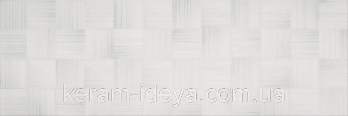 Плитка для стены Cersanit Odri White Structure 20x60