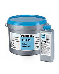 Клей Для Паркета Полиуретановый Двухкомпонентный Wakol PU 215