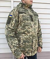 Бушлат зимний непромокаемый военный ВСУ
