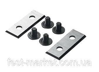 Сменные ножи для фрезерной головки WP 30x12x1,5 Festool 489286
