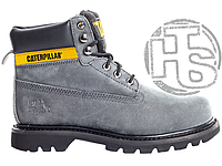 Женские ботинки Caterpillar Colorado Boot Winter Grey (с мехом) P718633