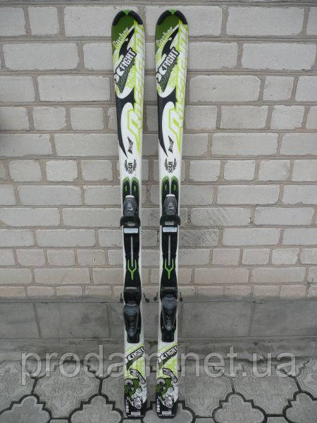 "Лижі Rossignol Gusher X-Fight ""5"", довжина - 154 см"