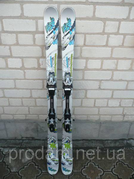 Лыжи ELAN Freestale, Freeride, Twin Tip, довжина - 145 см