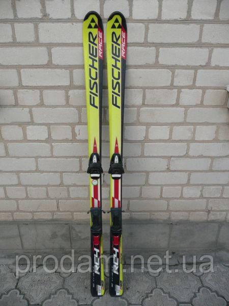 Лыжи Fischer Race, длинна - 160 см