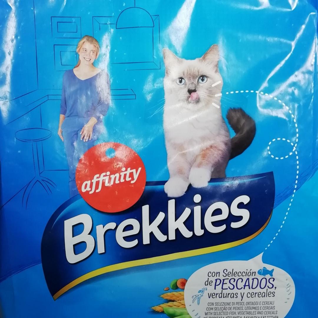 Brekkies Delicious 20кг.