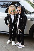 """Детский супер стильный спортивный костюм унисекс """"EA7""""( турецкая двух нить высокого качества) 3 цвета, фото 1"""
