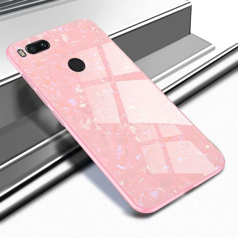 Захисний чохол Xiaomi Redmi 6 Pro; 5,84 дюйма. Pink