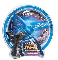 Вертушка - бумеранг светящийся диск Toys Space Ufo