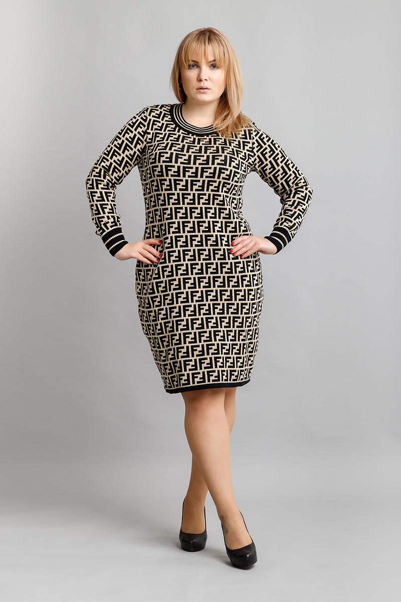 Платье Фенди 021