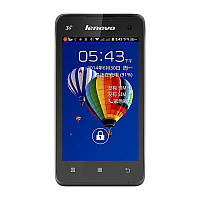 Lenovo IdeaPhone A238T SC8830A Черный