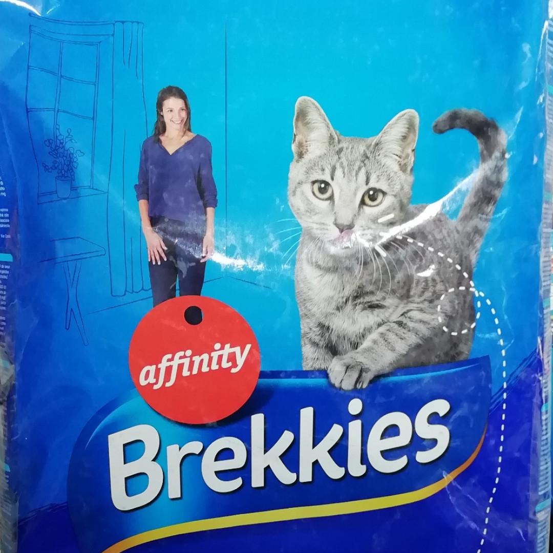 Brekkies Exel Cat Complet - 15 кг
