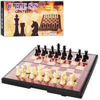 Шахматы 8813 (90шт) магнитные, в кор-ке, 20-10-2,5см