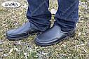 Туфли мужские черные (Код: ТМ-01), фото 4