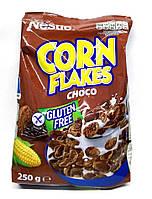 Детские хлопья Nestle Corn Flakes Choco, 250гр (Польша)