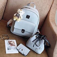 Женский стильный рюкзак  3 в 1  МД0747, фото 1