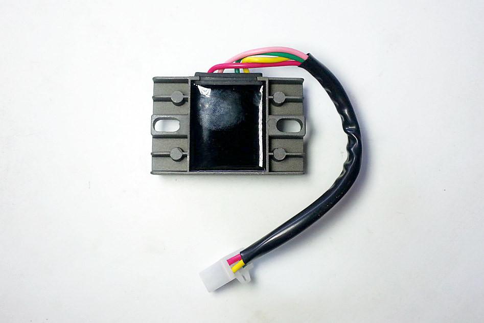 Реле-регулятор напряжения генератора: схема, принцип действия