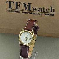 Sekonda Полет кварцевые часы СССР , фото 1
