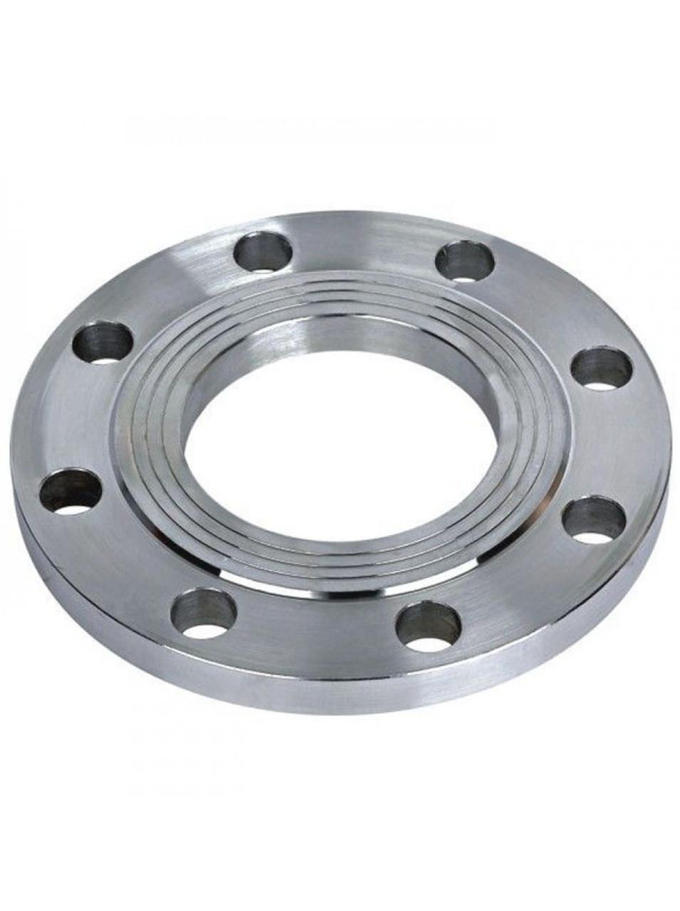 Фланец стальной Ду 100 мм (Ру 16 бар)