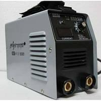 Сварочный инвертор Луч Профи MMA-250 I жидкокристаллический экран