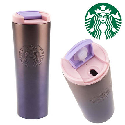 Термокружка старбакс Starbucks 500 мл, фото 2