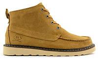 "Ботинки Ransom x Adidas Originals Boots ""Chestnut"" С МЕХОМ  (Копия ААА+)"