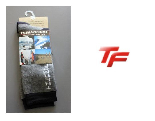Термоноски THERMOFORM,Функциональные носки HZTS-1