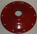 Верхний и нижний фланец (опора) к бетономешалке БСМ 125 л, фото 3