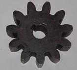 Шестеренка на  11 зубьев к бетономешалке Werk, Forte, 140, 160, 180 литров., фото 4