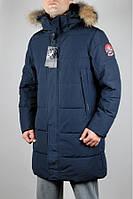 Куртка зимняя Tiger Force 4992 Тёмно-синяя