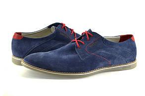 Спортивные весенние туфли Badura синие