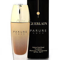 Тональный крем Guerlain Parure Aqua Radiant Feel-Good Foundation