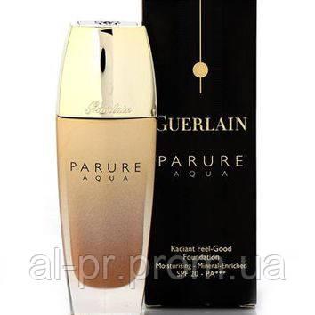 Тональный крем Guerlain Parure Aqua Radiant Feel-Good Foundation