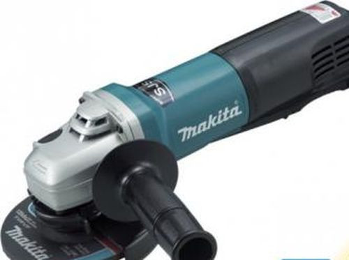 Болгарка Makita 9565PCV (1400 Вт, d 125 мм, регул. оборотов, плавн. пуск)