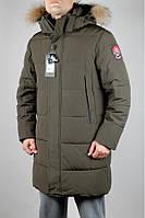 Куртка зимняя Tiger Force 4993 Хаки, фото 1