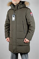 Куртка зимняя Tiger Force 4993 Хаки