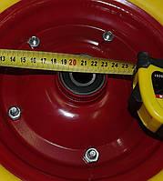Полиуретановое колесо 4,80/4.00-8 для тачки (бескамерка), фото 1