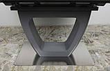 Стол TORONTO 160/210 см графит (бесплатная доставка), фото 3