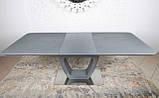 Стол TORONTO 160/210 см графит (бесплатная доставка), фото 2