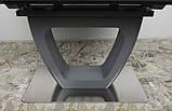 Стол TORONTO 160/210 см графит (бесплатная доставка), фото 9