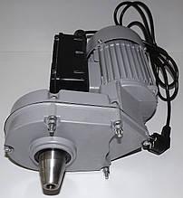 Двигатель редукторный на 750W RRLV (резьба) к бетономешалкам