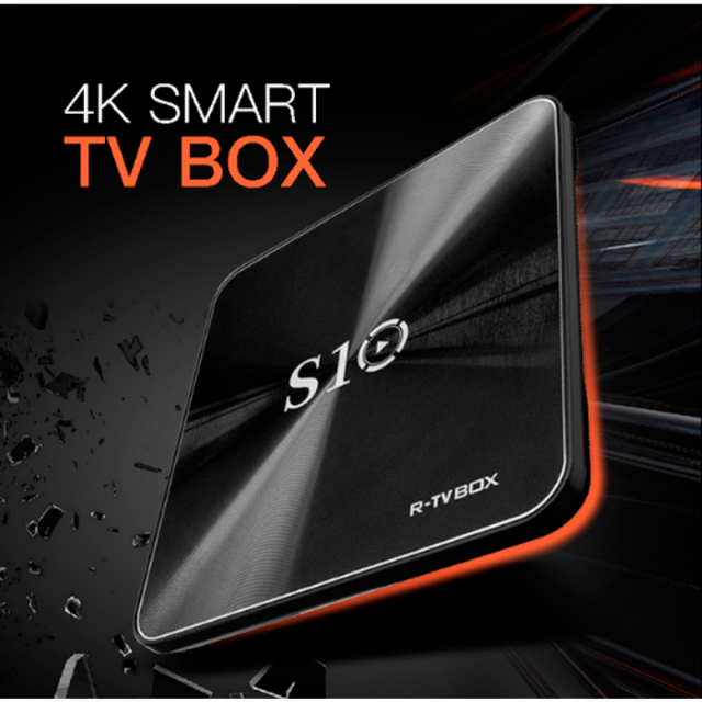 SmartTV-приставки (TV Box)